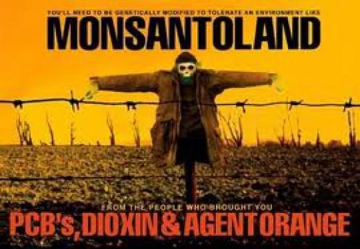 Monsanto plague