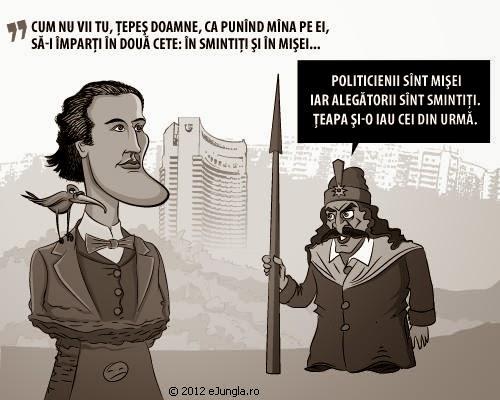 Caricatura elocventa Criteriul