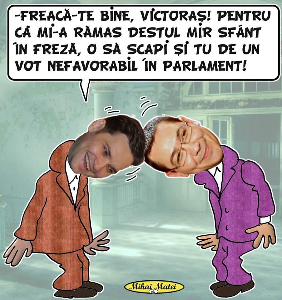 Mihai Matei caricatura 3