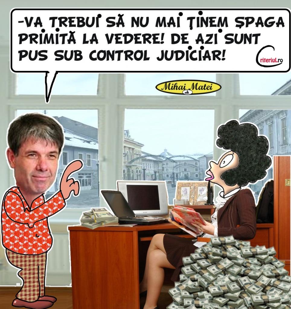 Caricatura zilei Criteriul.ro 1 iulie