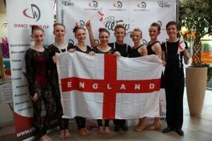 England team  teens