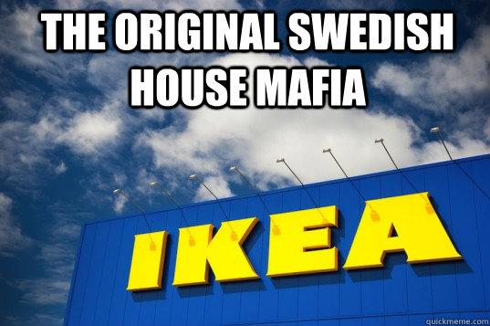 mafia IKEA