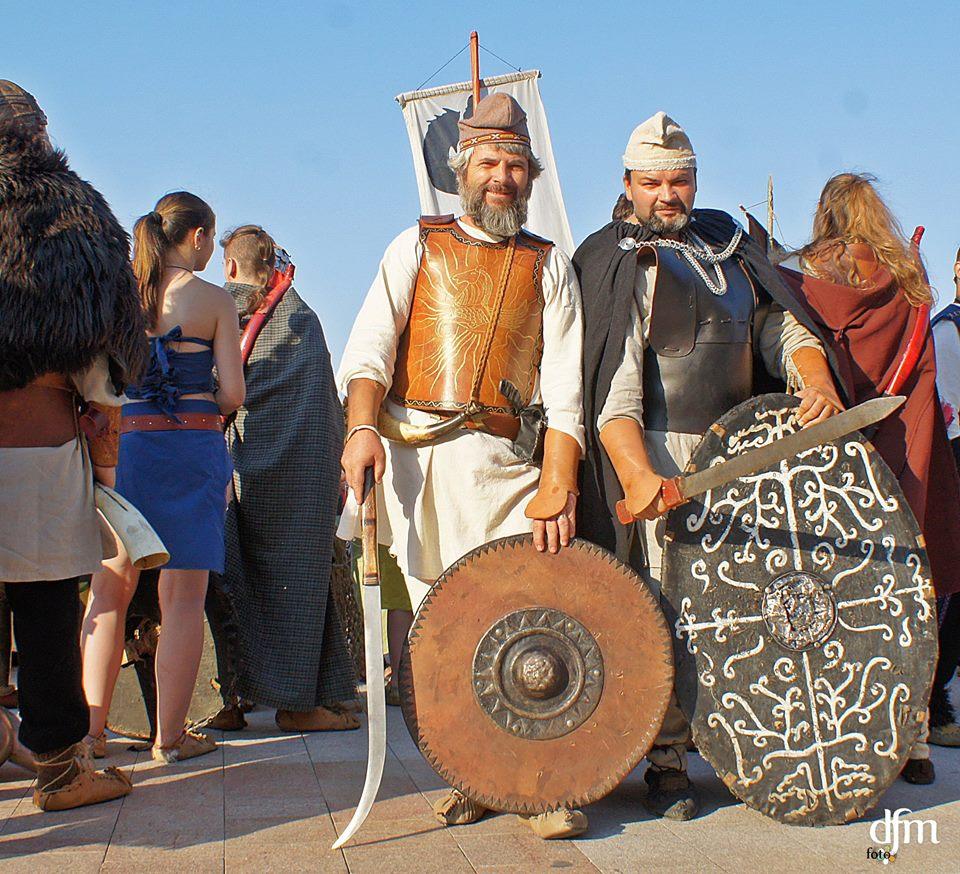 Festival Dacii si Romanii 1