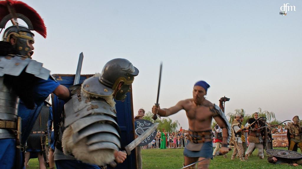 Festival Dacii si Romanii 2