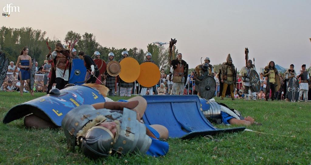 Festival Dacii si Romanii 3