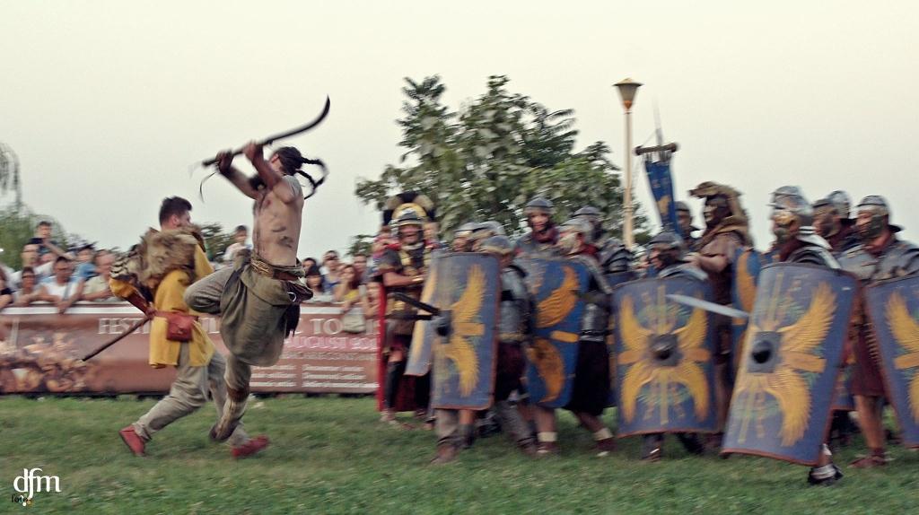 Festival Dacii si Romanii 4