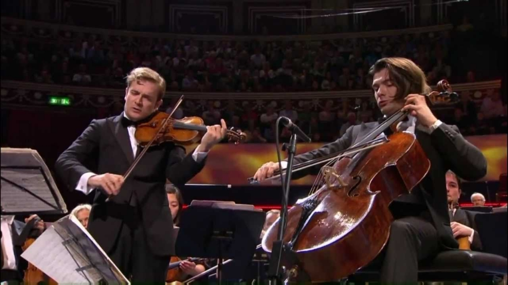 Capucon brothers