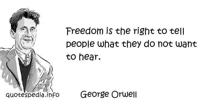 Orwell George