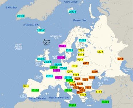 EUROPA SALARII