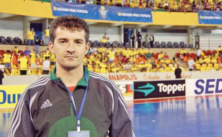 Bogdan Sorescu-futsal