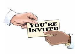 Invitație