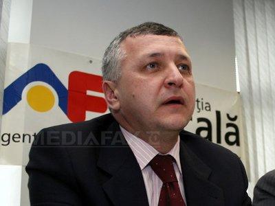 Presedintele anaf Gelu Diaconu cercetat pentru  abuz in functie