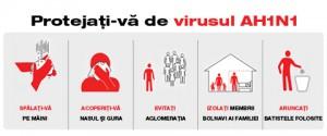 noi cazuri de gripa porcina confirmate