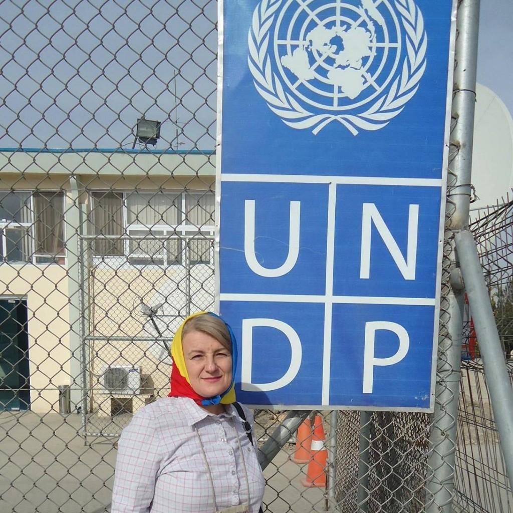 Lucia Kabul 1 dec2013