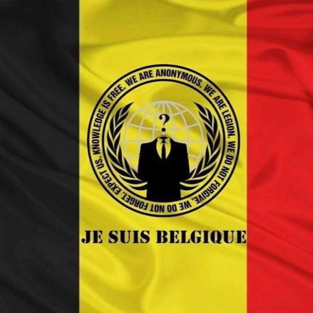 anonymous belgique