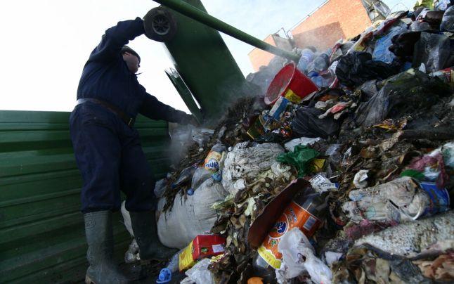 gunoi colectat