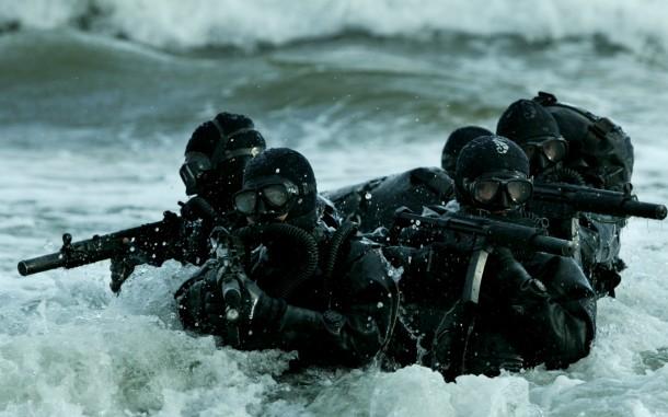 navy water
