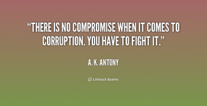 quote-A.-K.-Antony-there-is-no-compromise-when-it-comes-171449