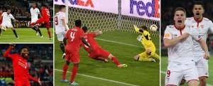 Liverpool vs Sevilla Highlights 2016 Europa League