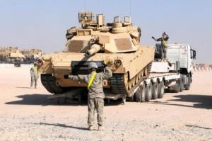 M1A2 Abrams MBT 01