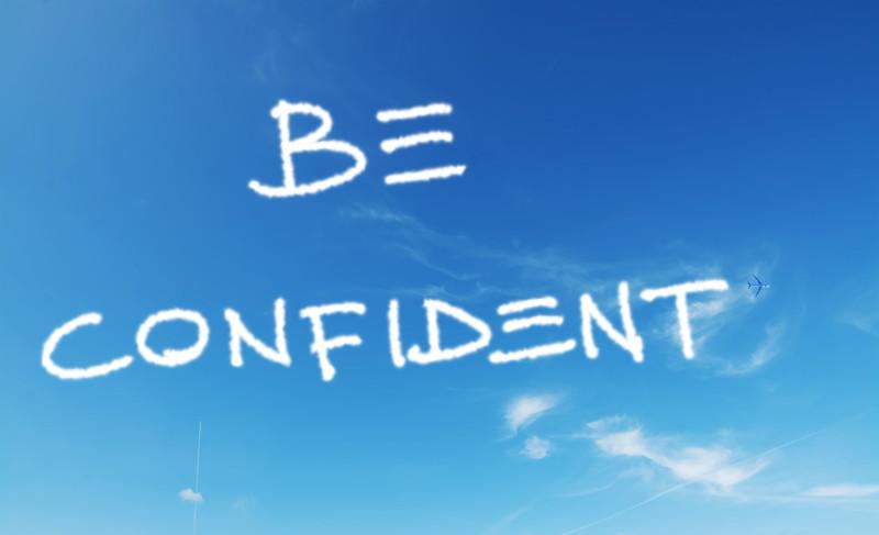 be-Confident