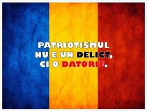 patriotismul