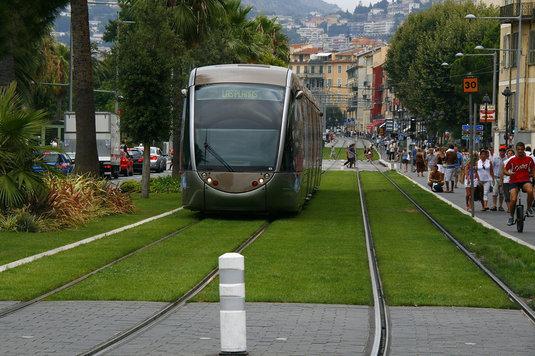 tramvai-verde