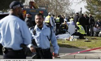 Atentat terorist la Ierusalim