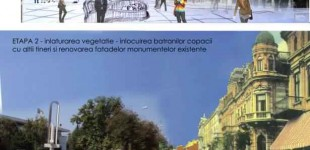 Clădire istorică parțial distrusă chiar sub nasul primăriei și lângă instituțiile de cultură