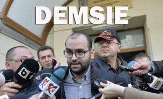 Ultima ora: Horia Georgescu a demisionat de la sefia Agentiei Nationale de Integritate