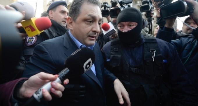 Marian Vanghelie il are la mana pe  presedintele Iohannis?