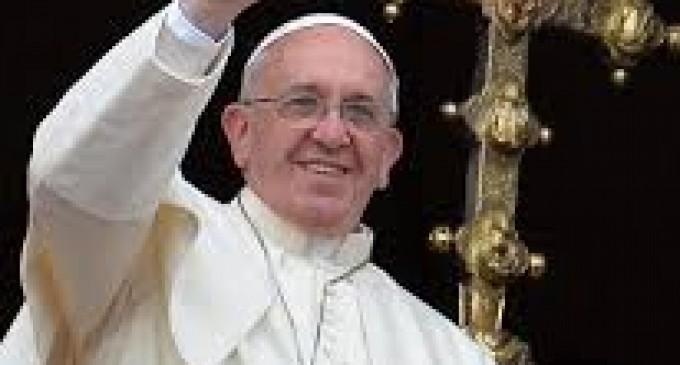 Mesajul Papei din Duminica Floriilor 2015