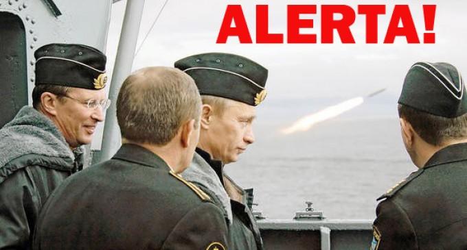 Alerta! Vladimir Putin mobilieaza Flota Nordului