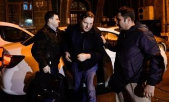Sergiu Lucinschi, fiul fostului preşedinte al Republicii Moldova a fost retinut in noaptea aceasta de DNA