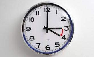 România trece la ora de vara! Ceasurile înainte cu o ora.