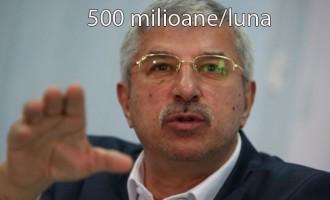 Cel mai mare salariu de stat din Romania: 50.000 Ron/luna