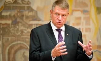 Iohannis: România sustine fara echivoc Ucraina