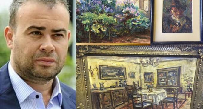 Ultima ora: Alte 29 de tablouri ale lui Valcov descoperite azi de DNA