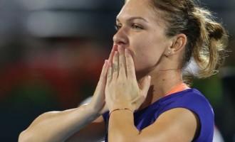 Simona Halep a castigat trofeul la Indian Wells SCOR 2-6, 7-5, 6-4, cu Jelena Jankovic