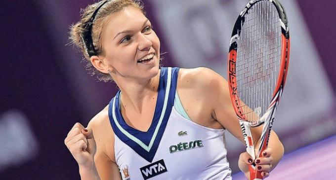 Simona Halep va juca vineri cu Serena Williams in semifinale.