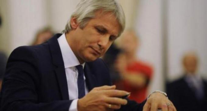 Eugen Teodorovici este noul Ministru de Finante. Acesta a depus juramantul astazi