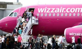 Wizz Air lanseaza o noua ruta spre Londra de la aeroportul Mihail Kogalniceanu Constanta. Preturi de la 100 Ron!