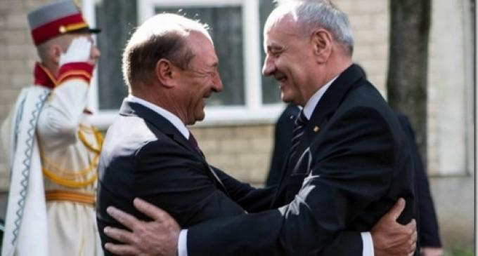 Basescu vrea sa isi ia cetatenie moldoveneasca. Intrebarea este: Se muta Antena 3 in Moldova?