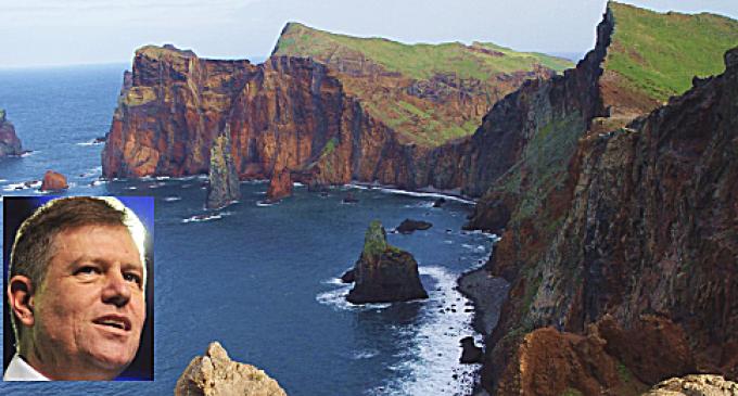 Concediul preşedintelui în Madeira REVISTA PRESEI