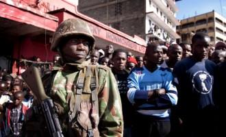 Tragedia unor suflete din Kenya nu mai sensibilizeaza pe nimeni…