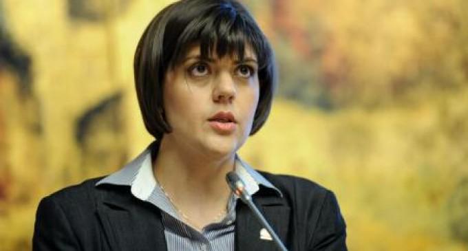 Precizari a la Codruta Kovesi: Ponta nu are calitatea de suspect sau inculpat în niciun dosar DNA