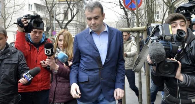 Darius Vâlcov va fi arestat preventiv timp de 23 de zile