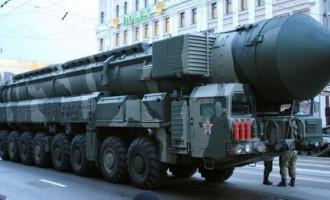 """Putin s-a suparat si scoate """"nuclearele"""" la vedere"""