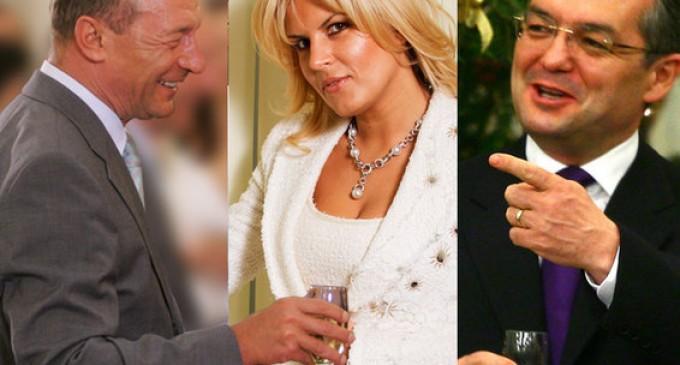 Elena Udrea i-a turnat azi pe Traian Basescu si pe Emil Boc. Ea va fi eliberata joi