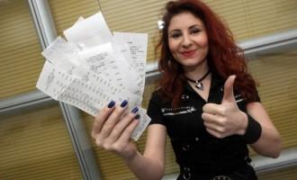Pe 13 aprilie are loc prima extragere a Loteriei Bonurilor Fiscale cu un fond de premiere de 1 milion  de lei